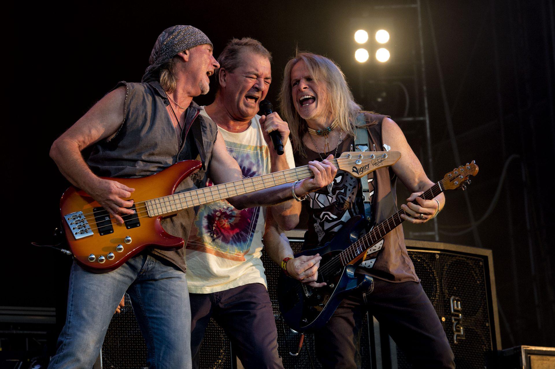 Deep Purple und ihr rockmusikalisches Schaffen