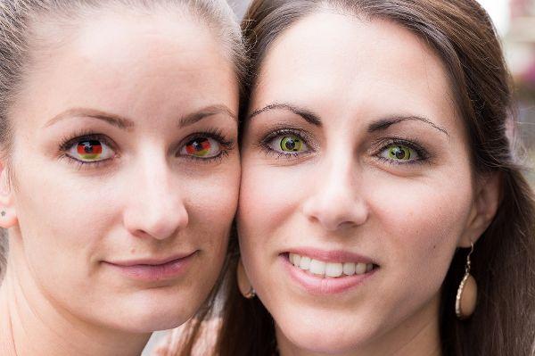 Mit Kontaktlinsen schneller in Kontakt kommen