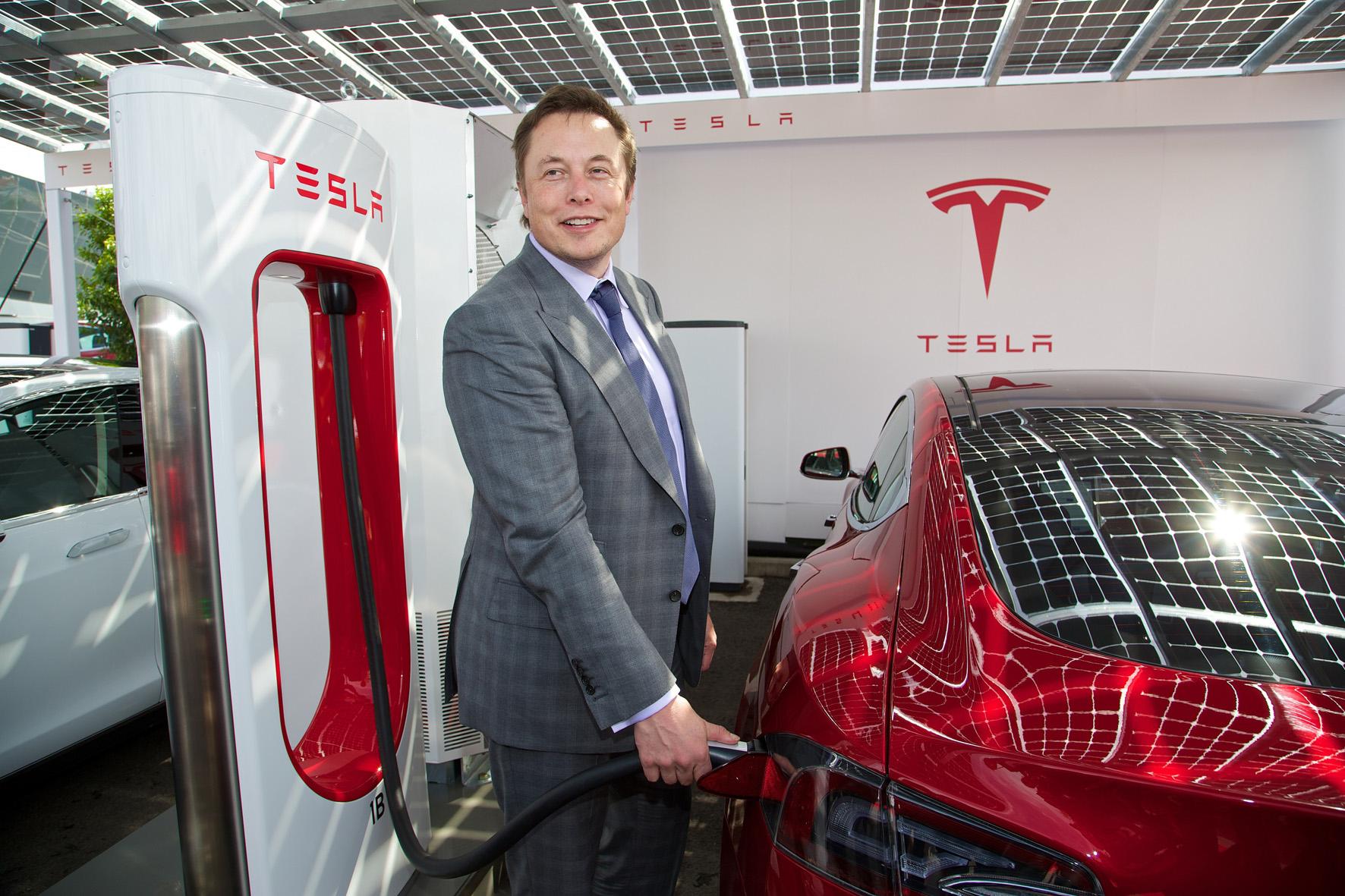 Subventionsbetrugsvorwürfe gegen Tesla wegen Umweltbonus