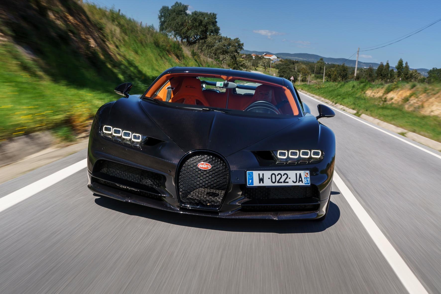 Bugatti Chiron: Der stärkste und zugleich leiseste Supersportwagen im Test