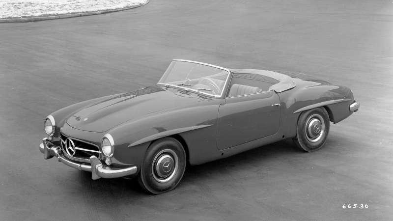 Oldtimer-Preisentwicklung: Der Ponton-Benz geht durch die Decke