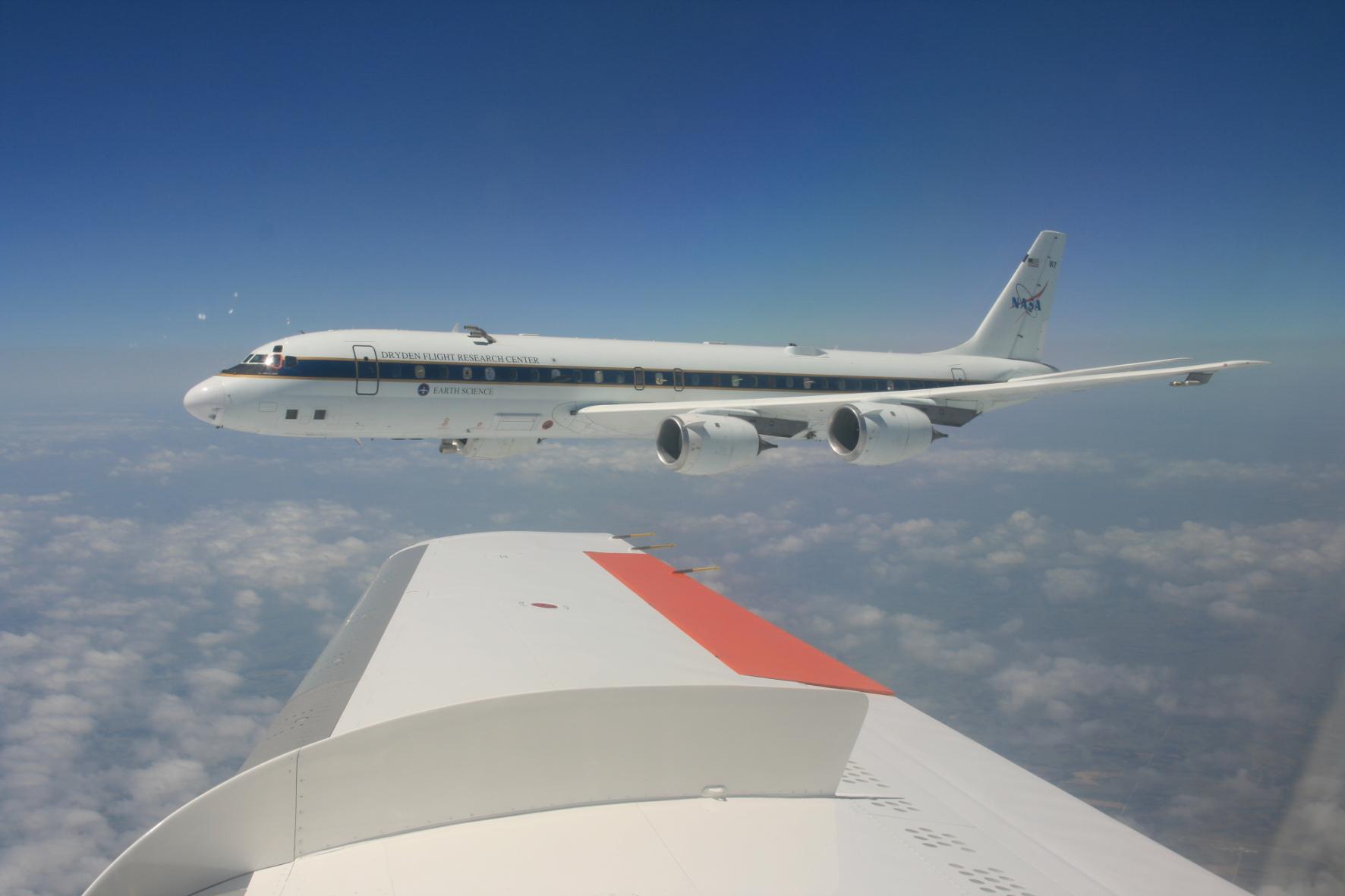 Sauberer Treibstoff für die Luftfahrt hat Einfluss auf Rußpartikel-Emissionen