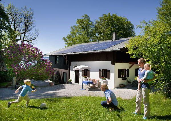 Solarenergie für Bauherren und Sanierer