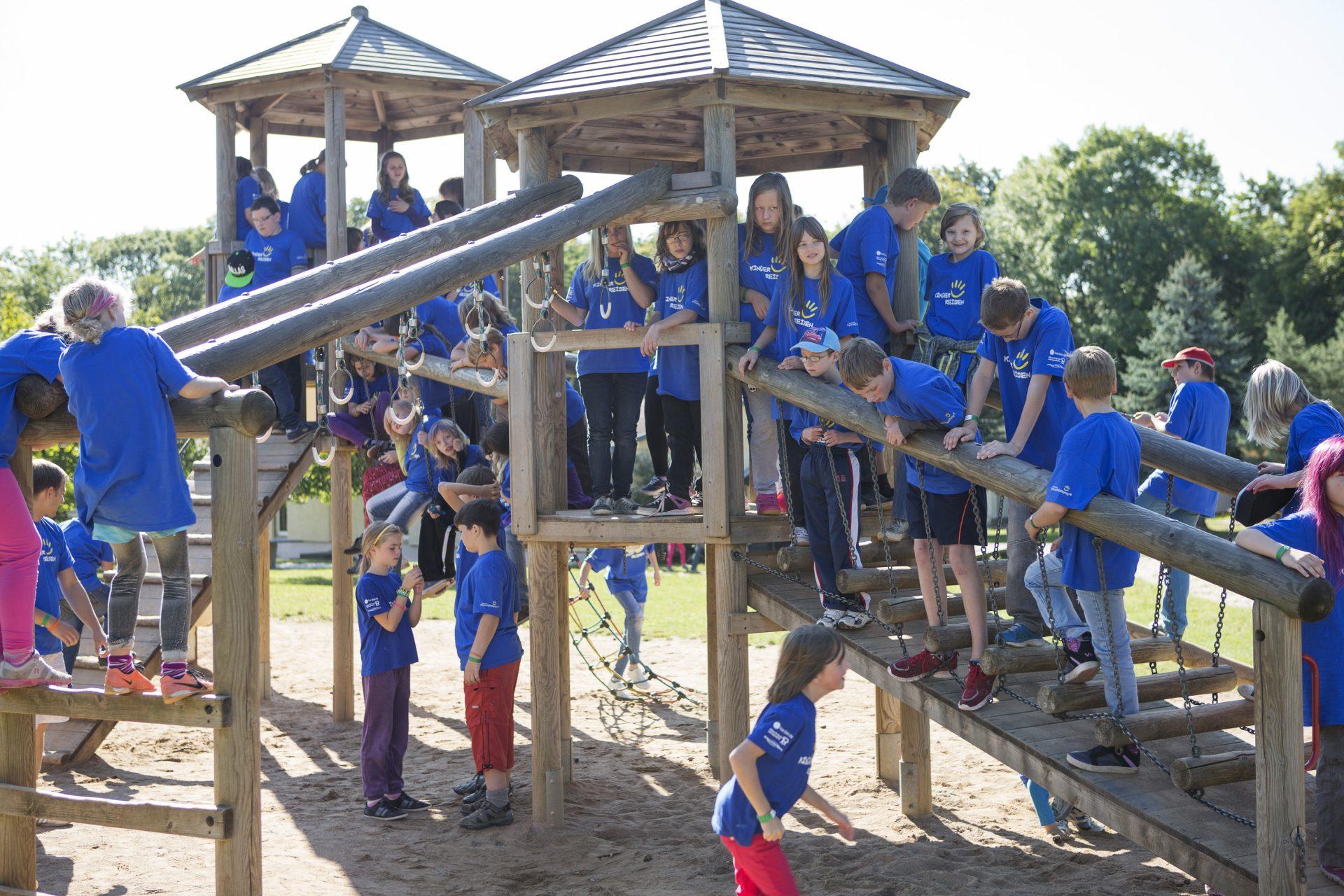 Feriencamps bieten Kindern Erfahrungen und Erfolgserlebnisse