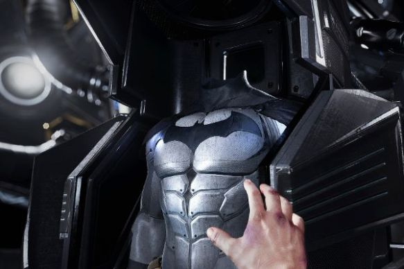 PC-Spieler mit Virtual Reality Brille können Gotham City besuchen.