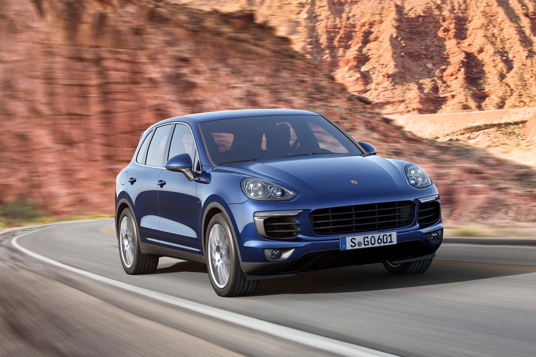 Porsche Cayenne S Diesel 4.2 V8: Luxus und Kraft gepaart mit Effizienz
