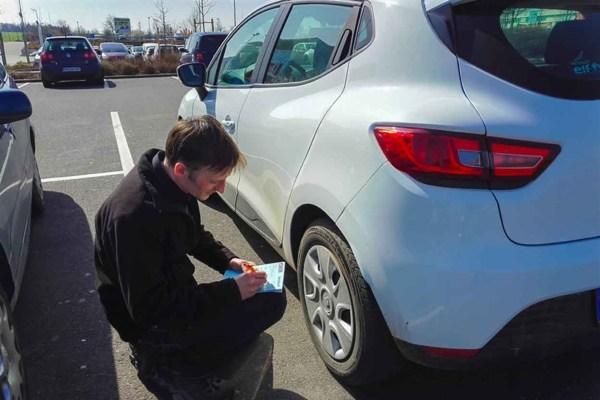 DVR Reifen checken