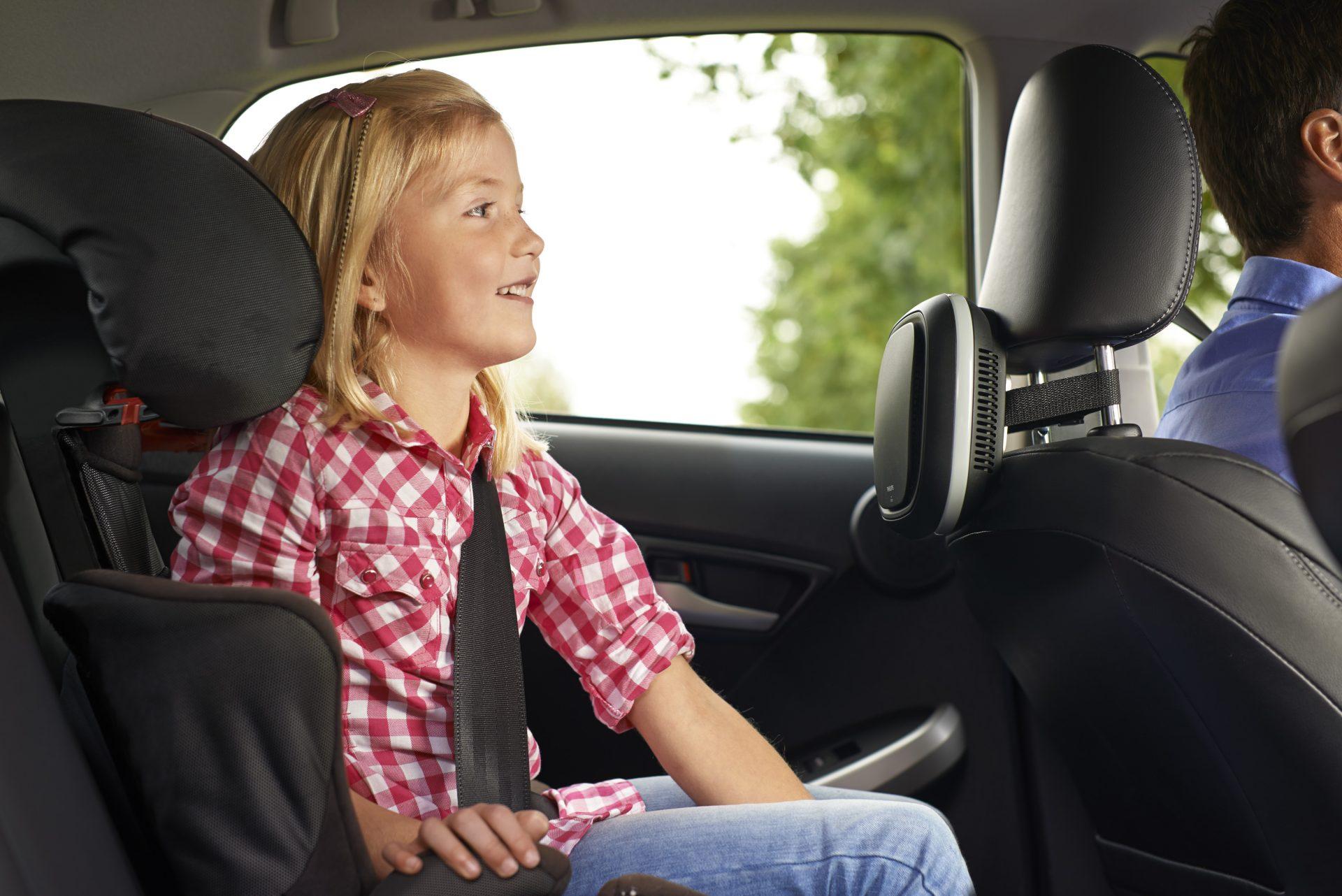 Viele Luftschadstoffe im Innenraum eines Fahrzeuges bleiben oft ungefiltert