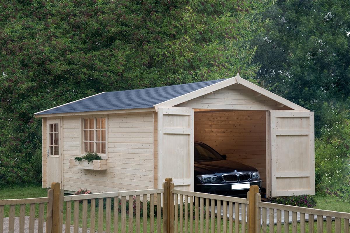 Hoher Zuzug bei Neubau reduziert Garagen und Stellplätze