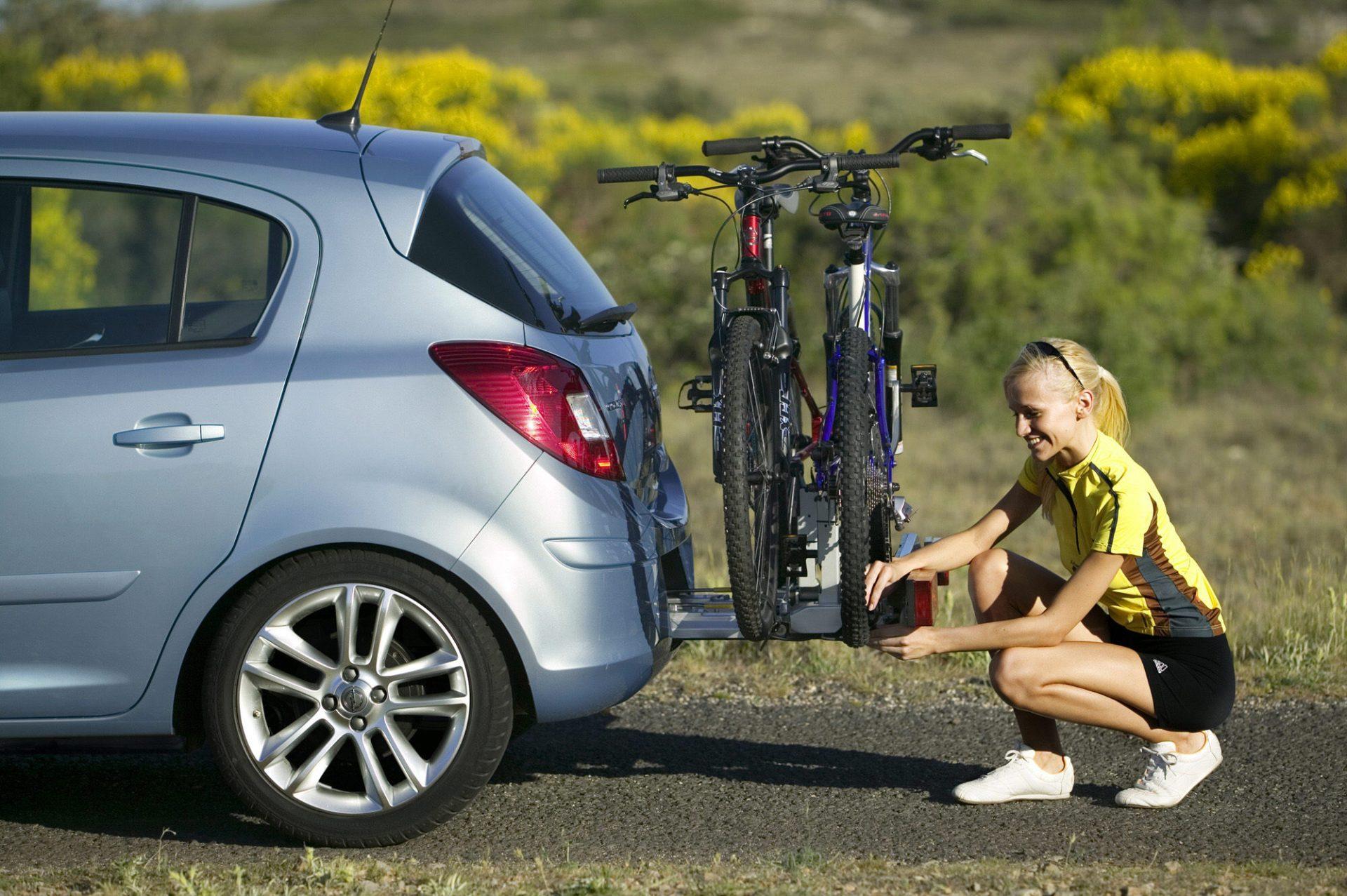 Autourlaub: Wenn das Fahrrad mit soll