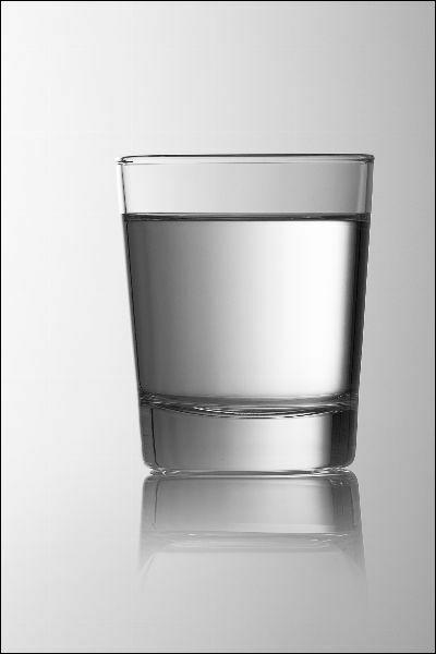 Hitze fördert den Flüssigkeitsbedarf