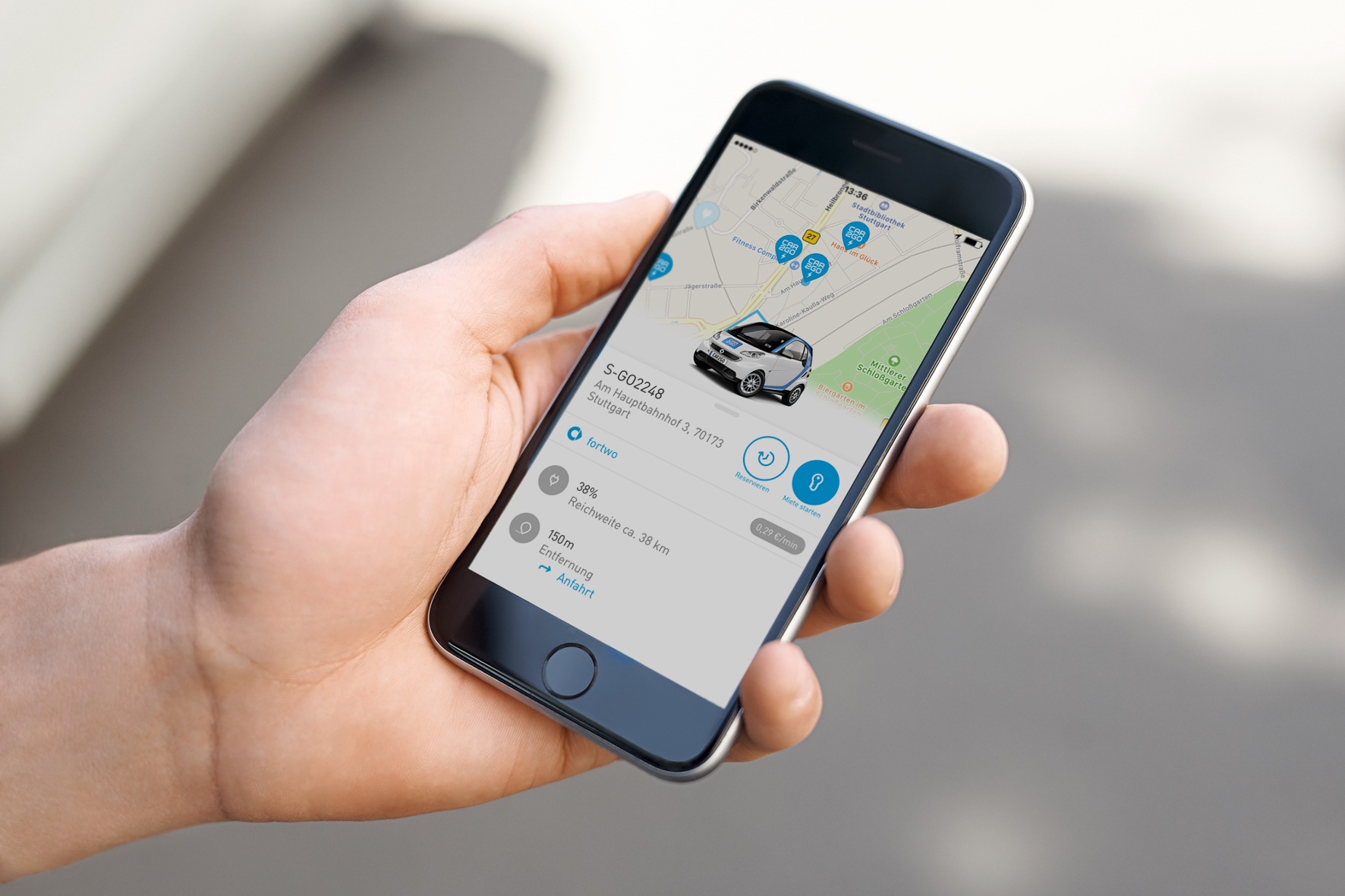 Android und iOS beeinflussen die Reiselust von Smartphone-Besitzern