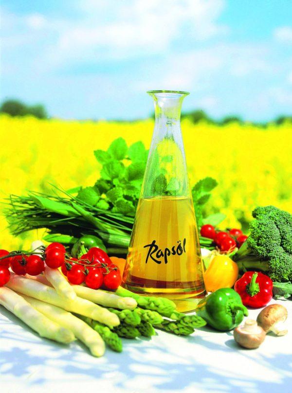Rapsöl  – ein empfehlenswertes Produkt