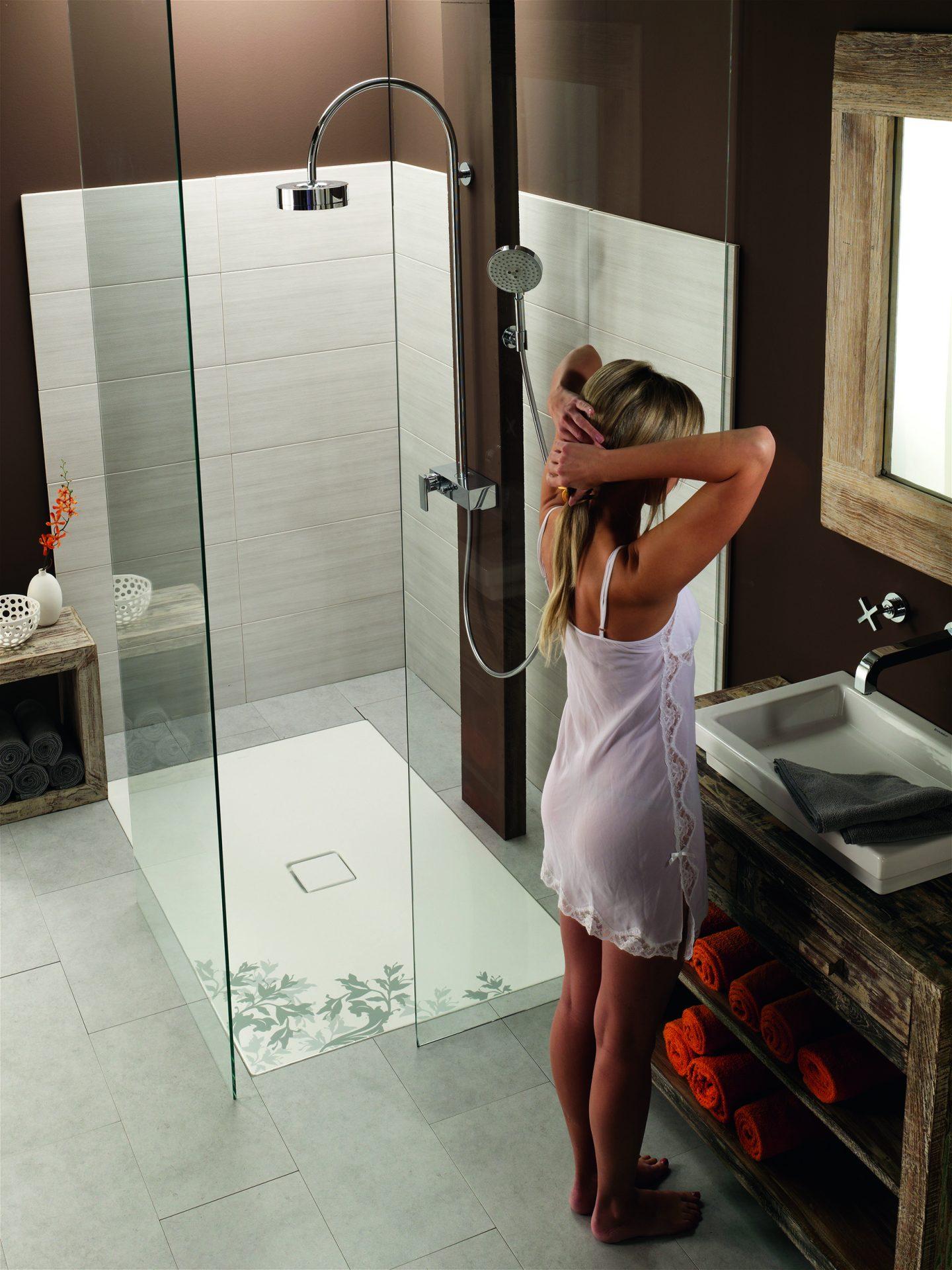 Richtiges Duschen will gelernt sein