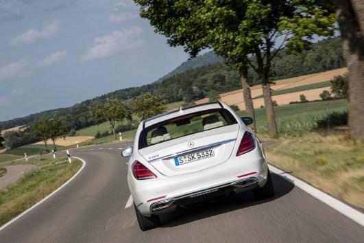 Am Design hat Mercedes nur minimal gefeilt. ©
