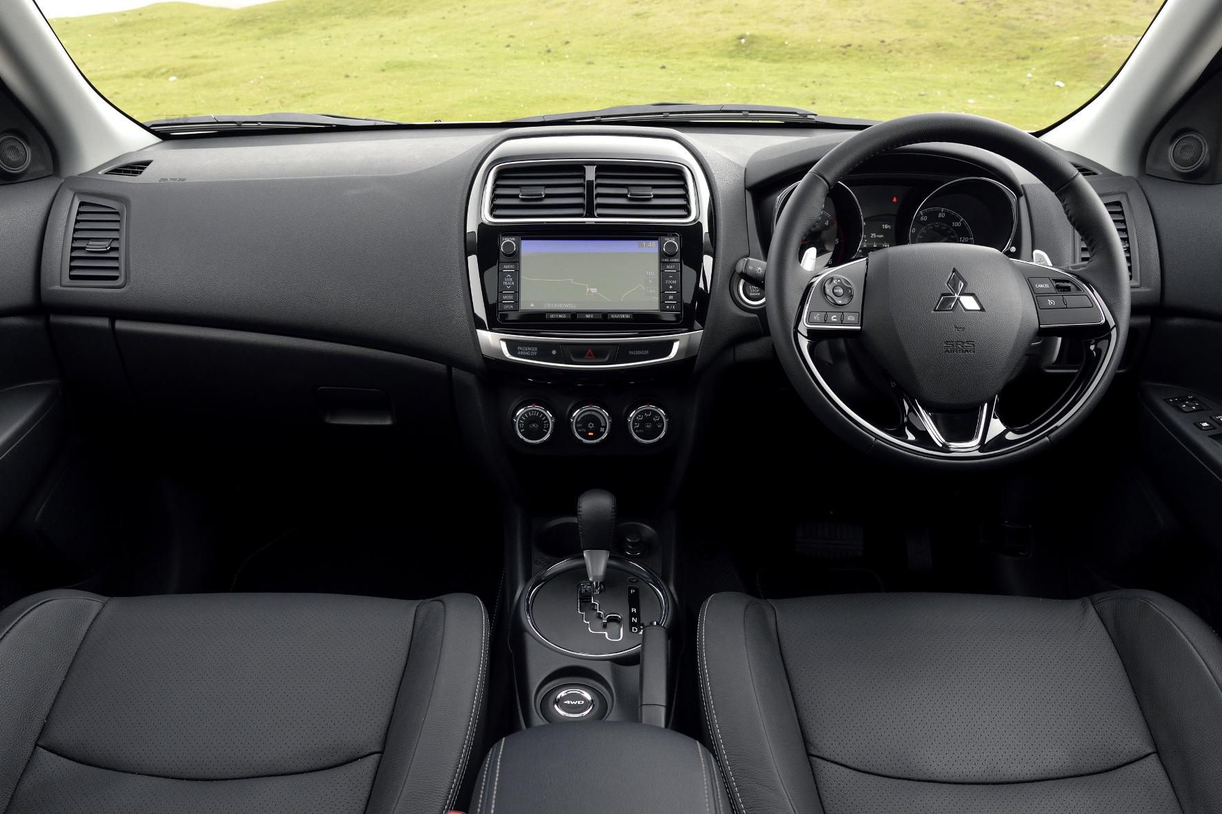 """Kompakter Power-SUV mit """"Cruise Control"""" für """"Crocodile Dundee"""""""