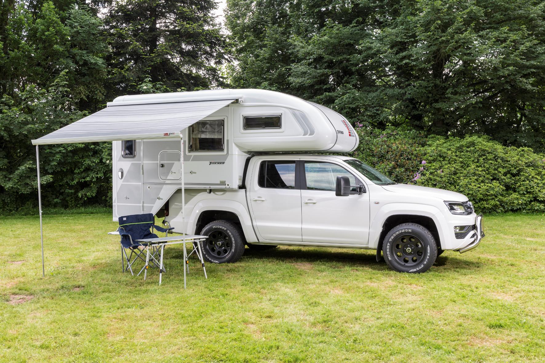 Campingbusse auf VW-Basis: An Vielfalt kaum zu übertreffen