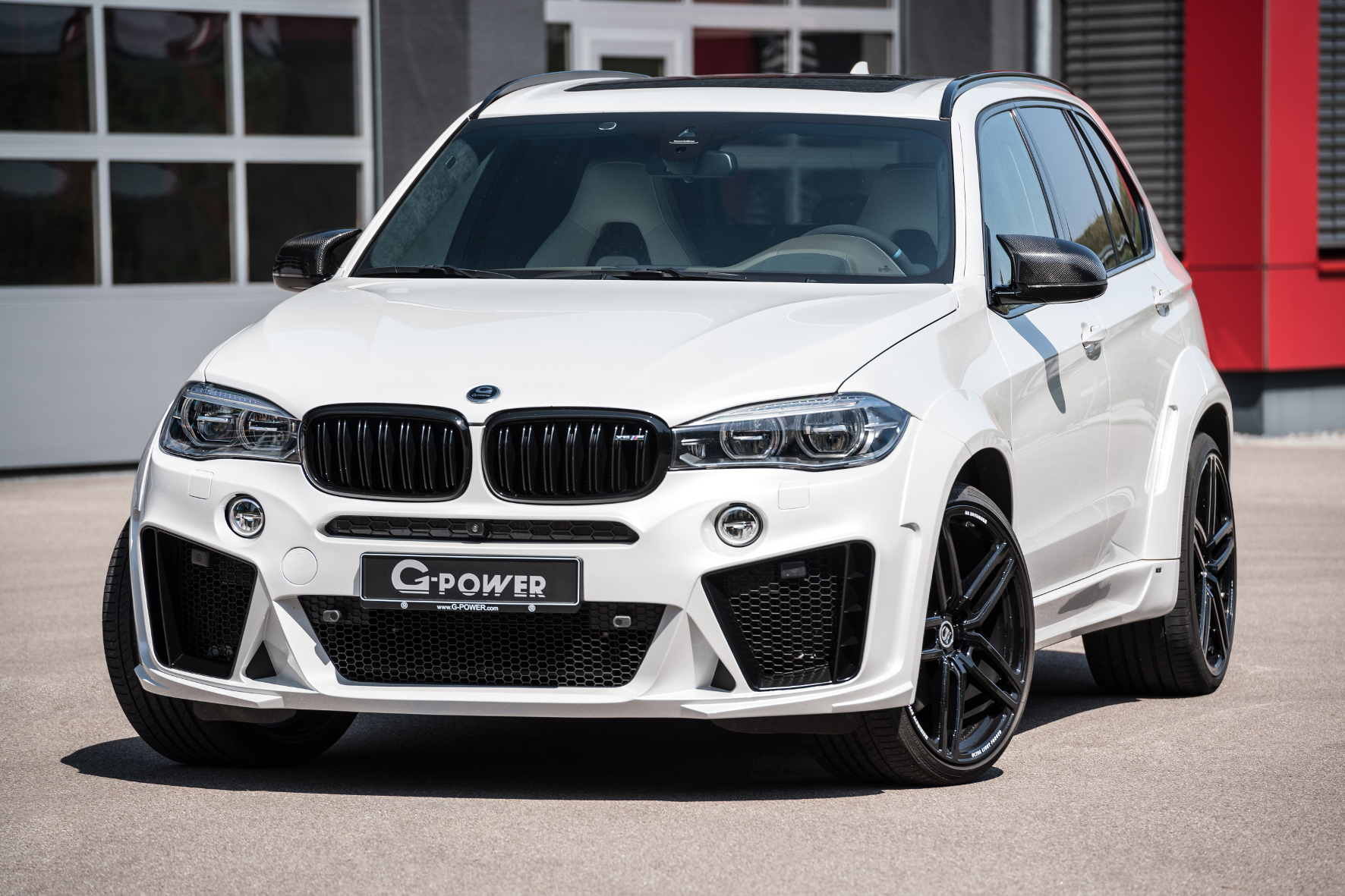G-Power X5 M Typhoon: Der Boss der Bosse
