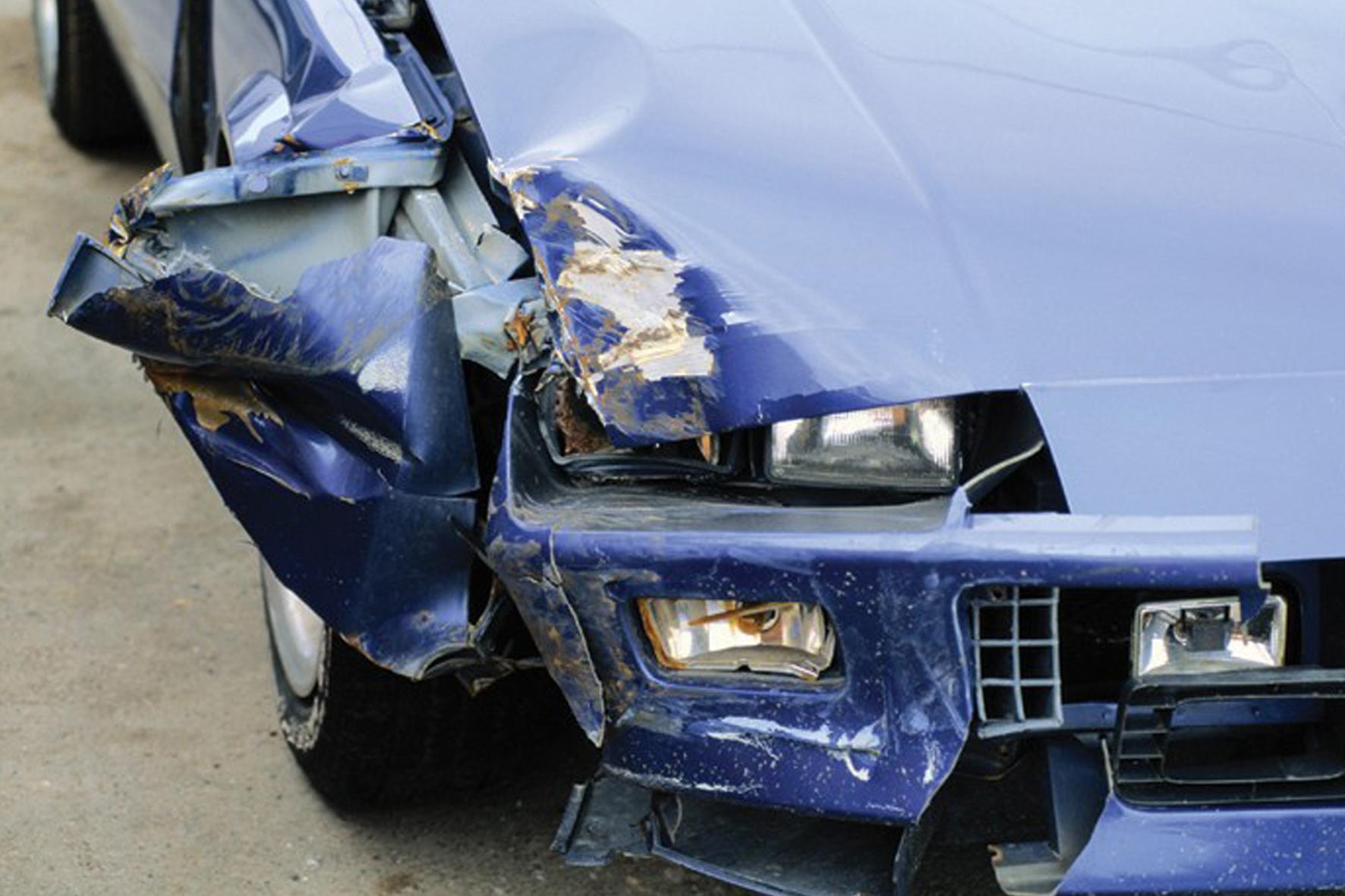 Im Ruhrgebiet passieren die meisten Verkehrsunfälle