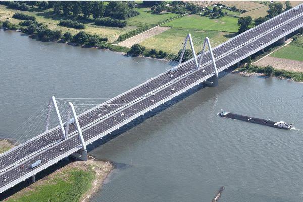 Neustart für A1-Rheinbrücke Leverkusen