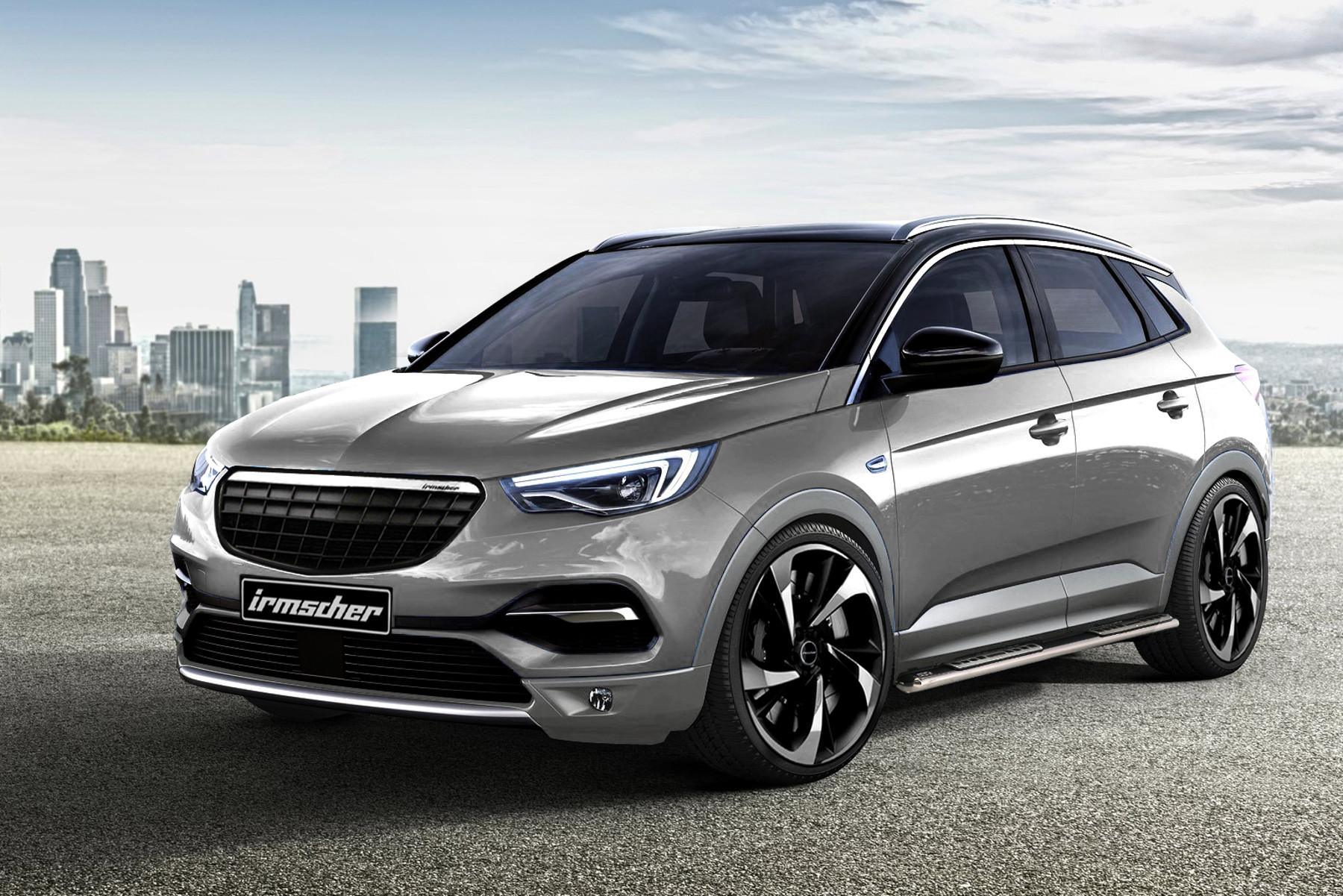 Grandland X: Ein heiß gemachter Opel-Neuling