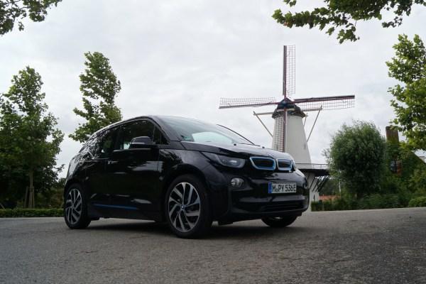 BMW Stromer 1