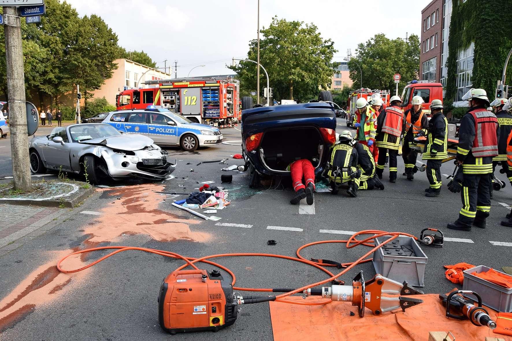 Zahl der Verkehrstoten auf Rekord-Tief