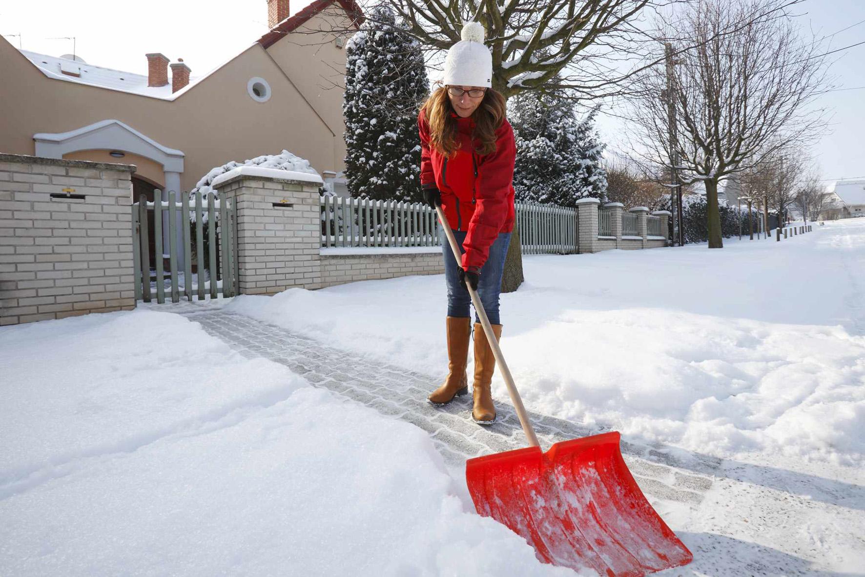 Schneeräumen: Wer ist wann zuständig