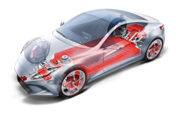 3M Elektroauto
