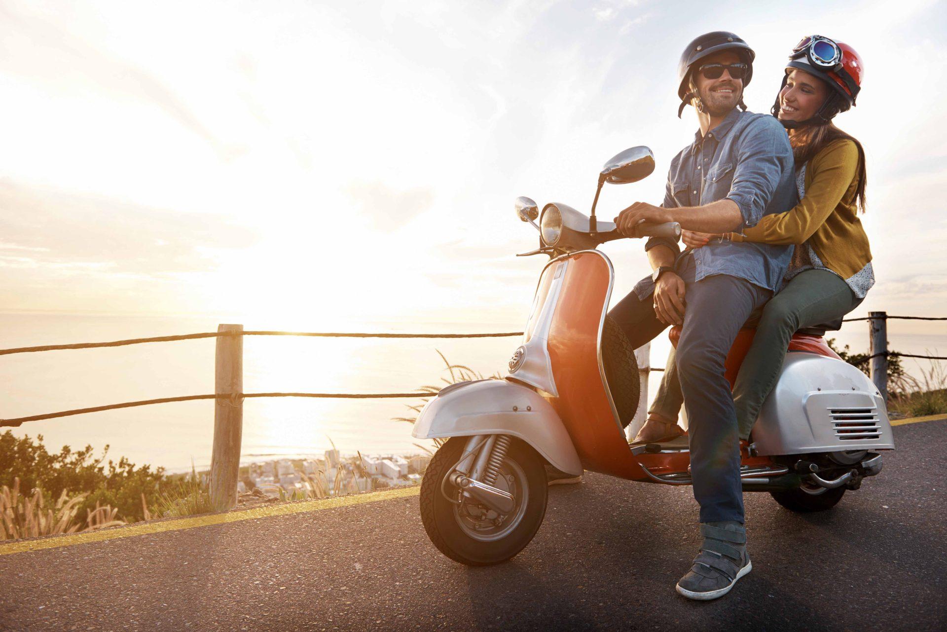 Versicherungsschutz für Roller- und Mopedschilder aktualisieren