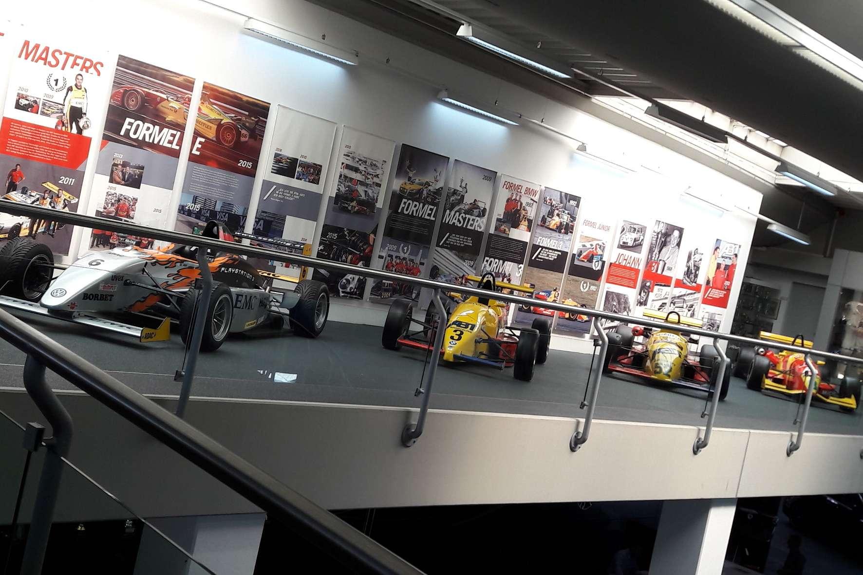 Willkommen im Abt-Motorsport Museum