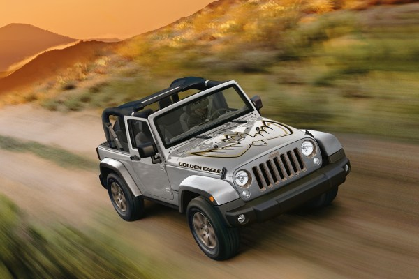 Golden Eagle von Jeep