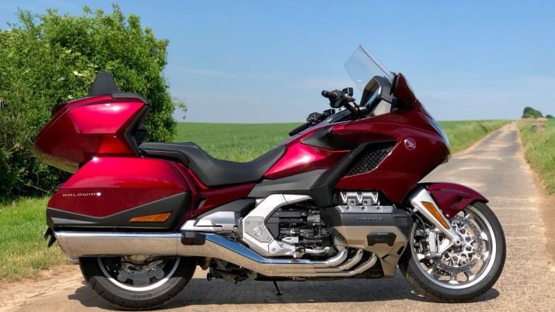 Honda Gold Wing: Ein Reisedampfer unter den Big-Bikes