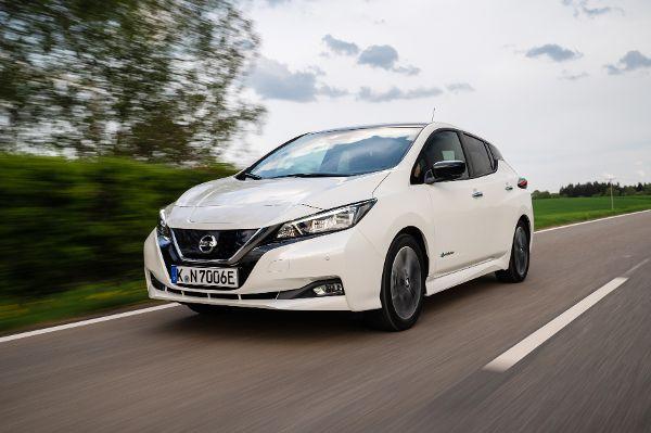 Nissan Elektroauto