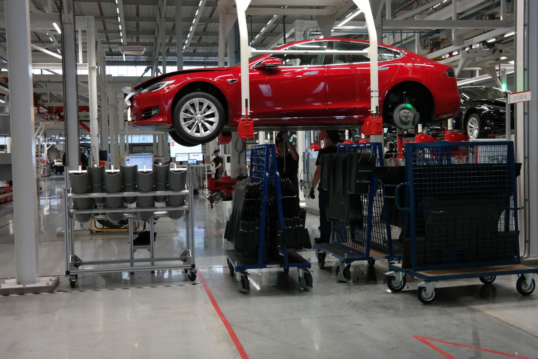 US-Elektro-Autobauer will durch Jobabbau profitabler werden