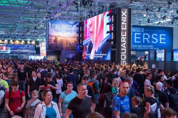 Die Gamescom: Immer auf der Jagd nach neuen Konsolen-Rekorden