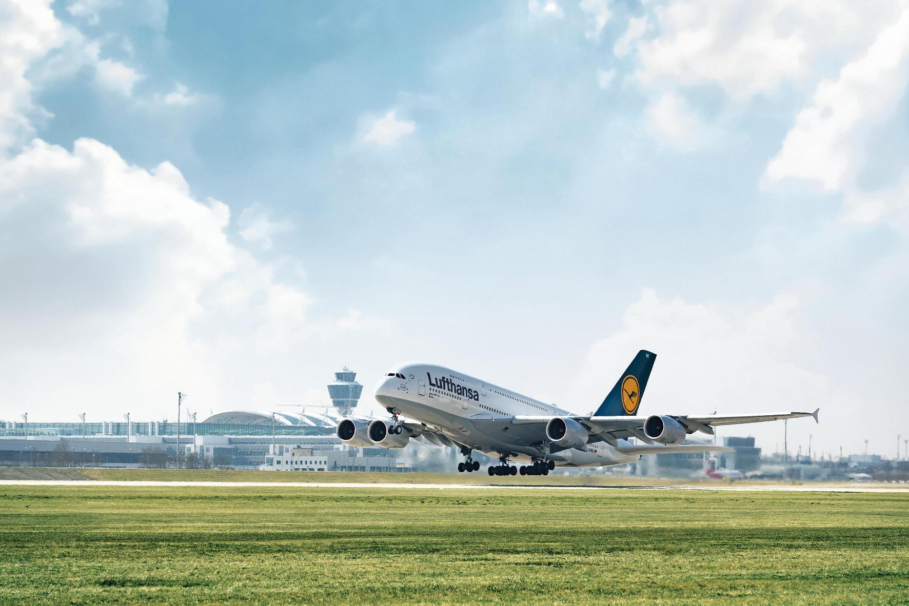 Vom Airport in die Stadt: Hier haben Reisende kurze Transfer-Zeiten