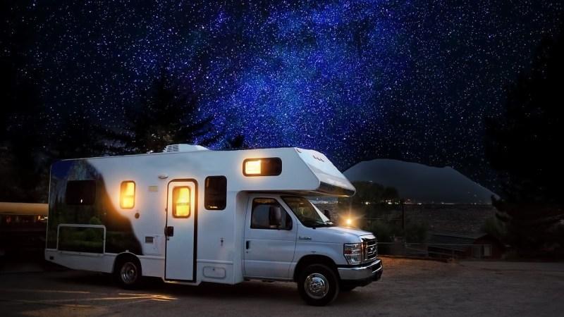 Freien Campern und Reisemobilisten drohen hohe Bußgelder