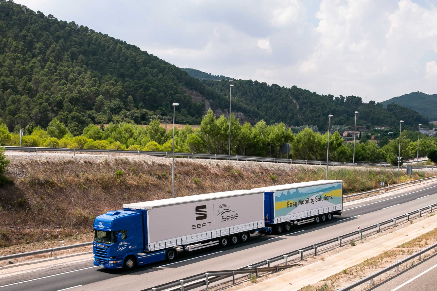 Maxi-Lastkraftwagen soll Frachtkosten senken