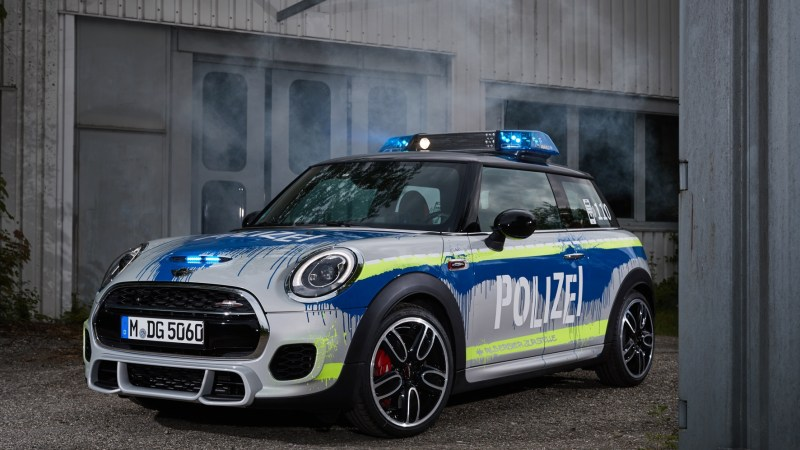 Was darf die Polizei eigentlich alles kontrollieren?