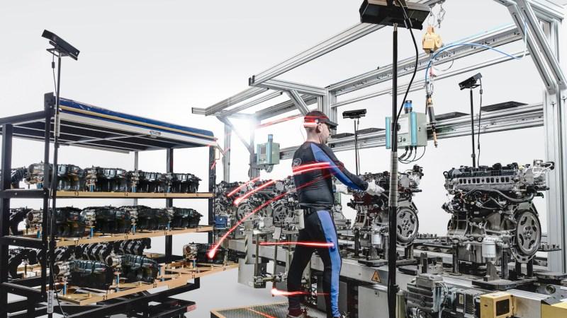 © Ford /TRD Forschung und Technik