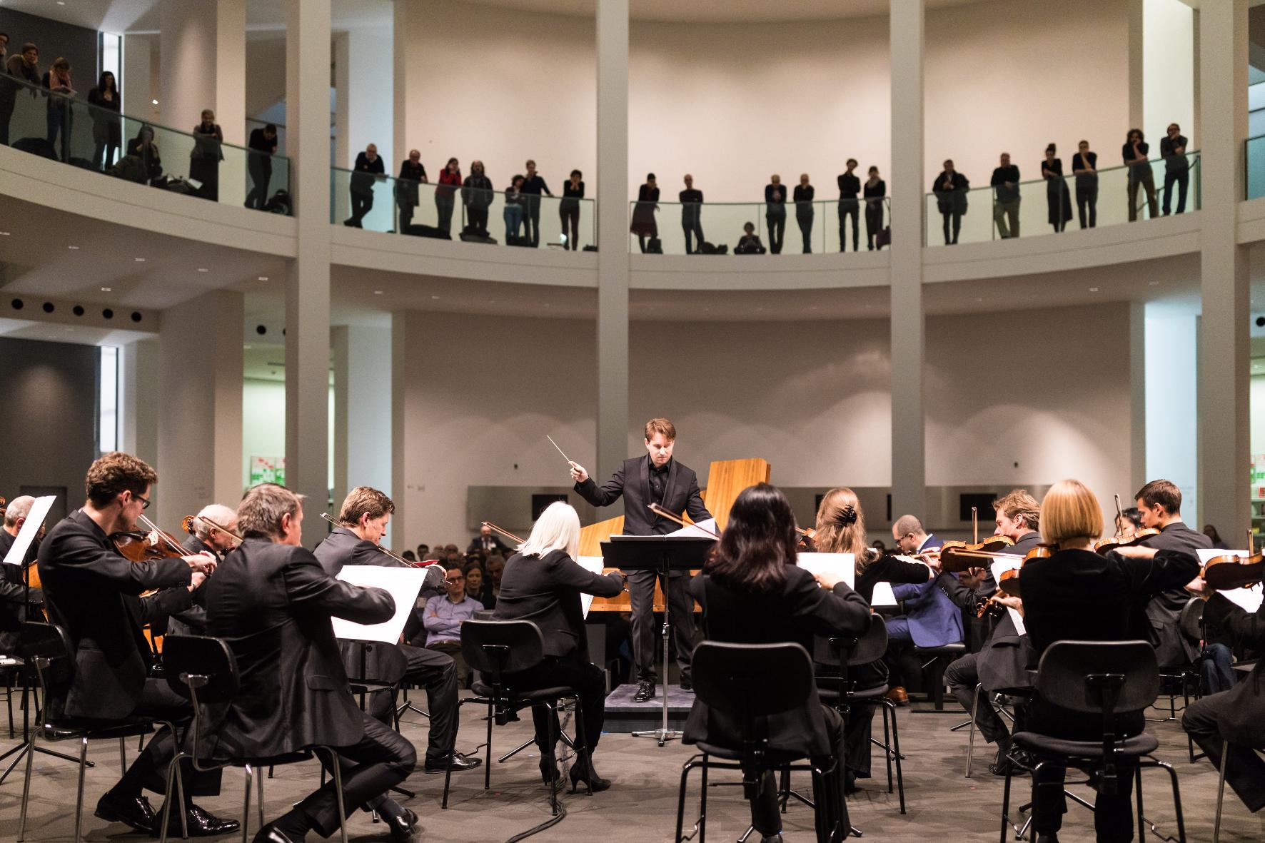Nachtmusik der Moderne in München