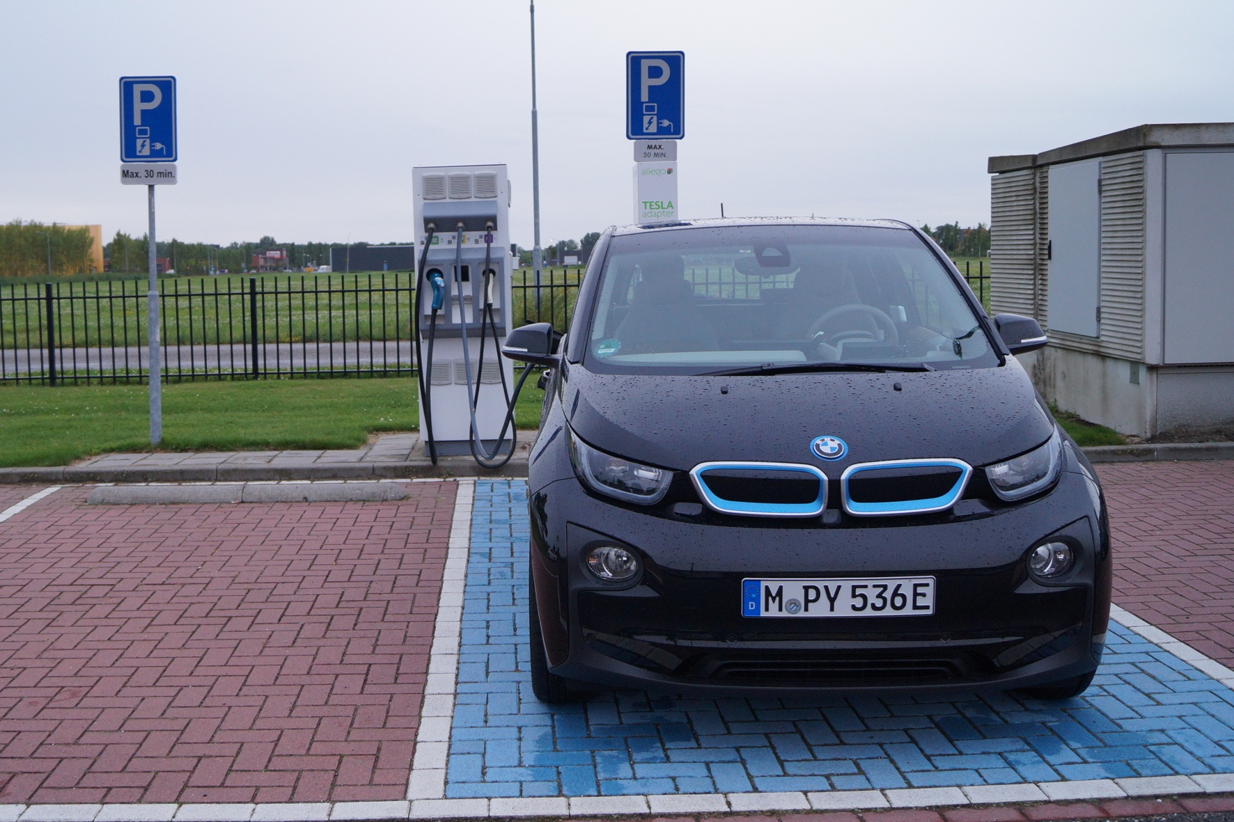 Steuerentlastungen für elektrische Dienstfahrzeuge