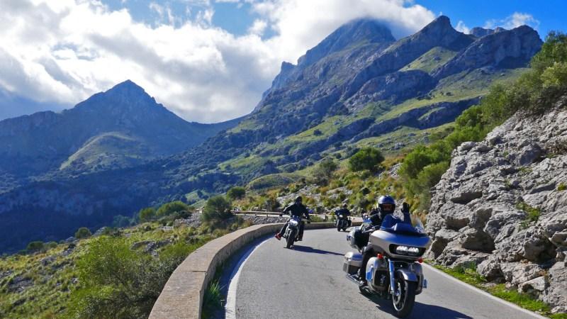 Bike Week: Mit der Harley nach Mallorca