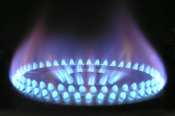 Gaspreise rauf