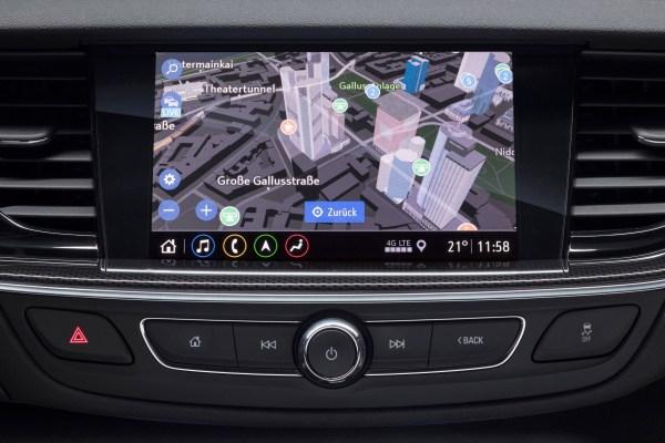 2018 Opel Insignia Multimedia Navi Pro