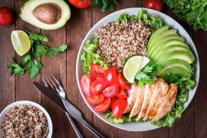 Gesunde Ernährung hängt vom Einkaufsverhalten ab
