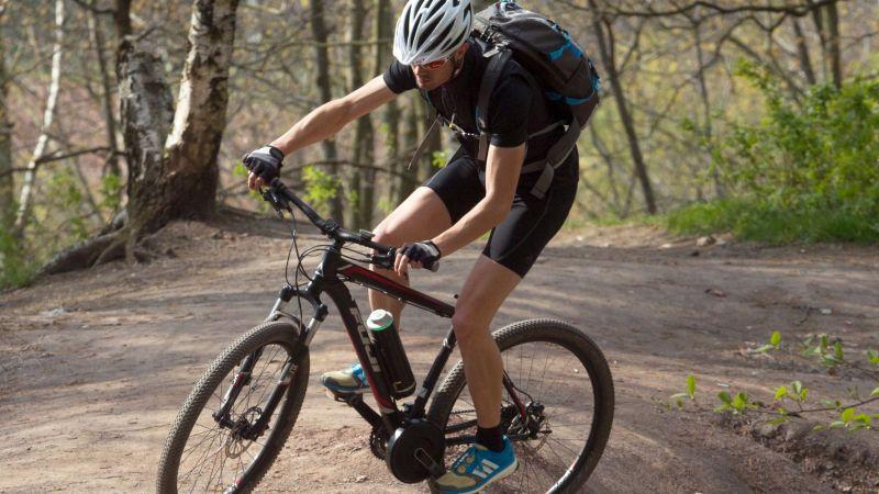 Mehr Rückenwind für Radler zum Nachrüsten