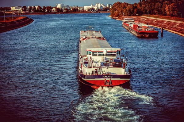 Tempolimit für Schiffe