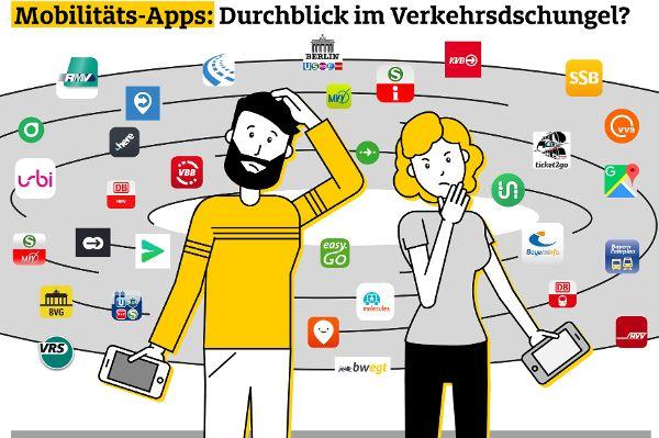 """Auch vom erklärten Ziel einer """"digitalen Vernetzung der Mobilität"""" - wie es Bundesregierung und Europäische Union formulieren - ist Deutschland noch weit entfernt."""
